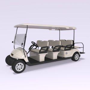 obj golf cart