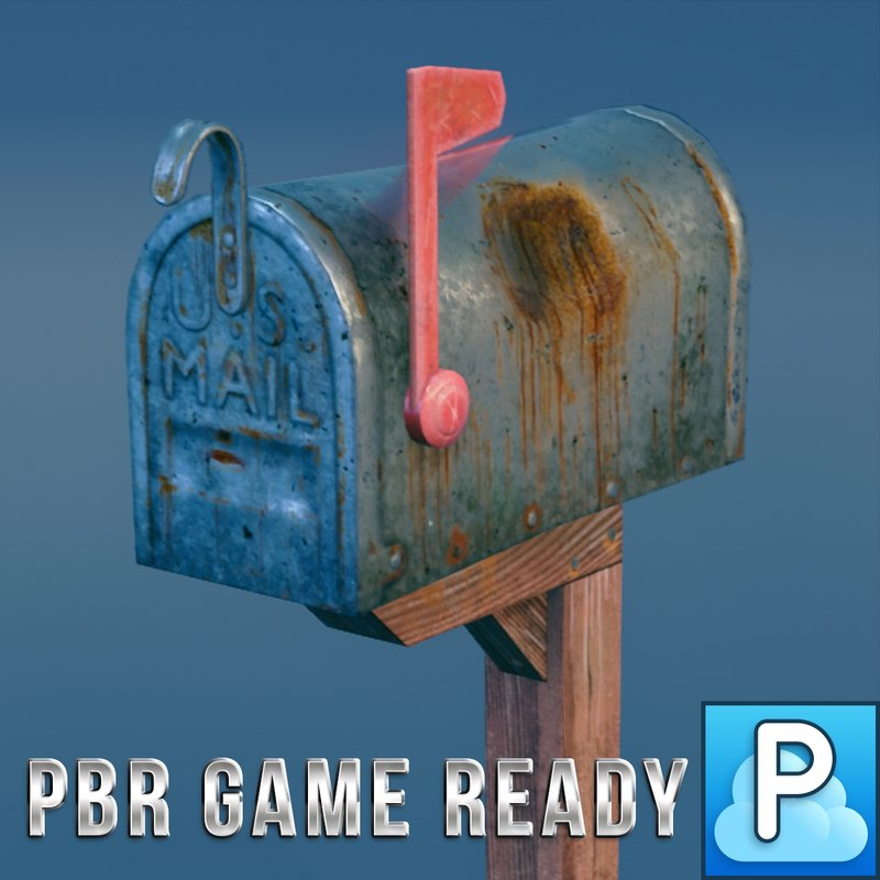 fbx ready mail box