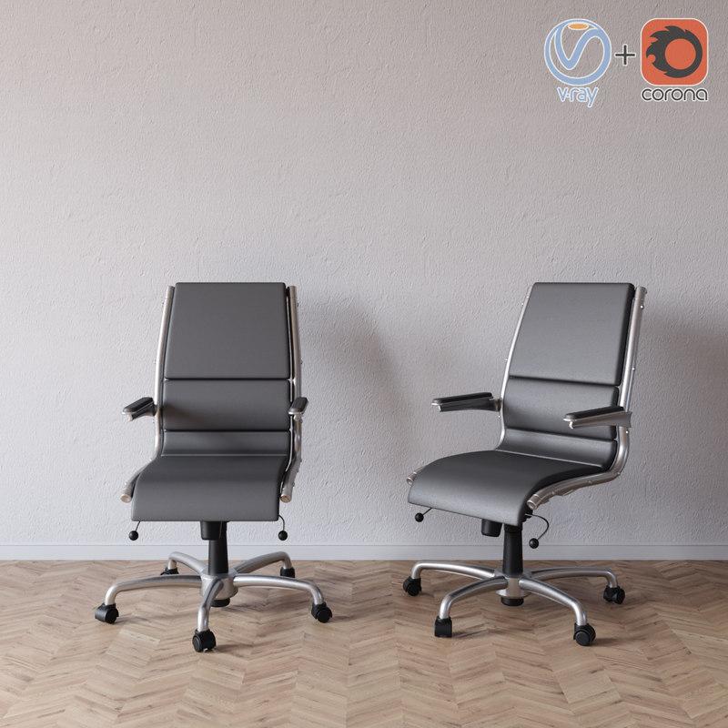 3d artes sit-it execute chair
