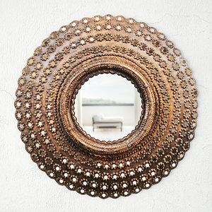 peacock mirror 3D model