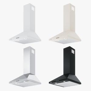 kitchen hood 3d model