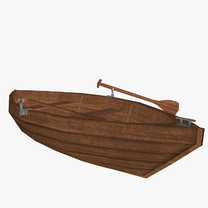 wooden boat max