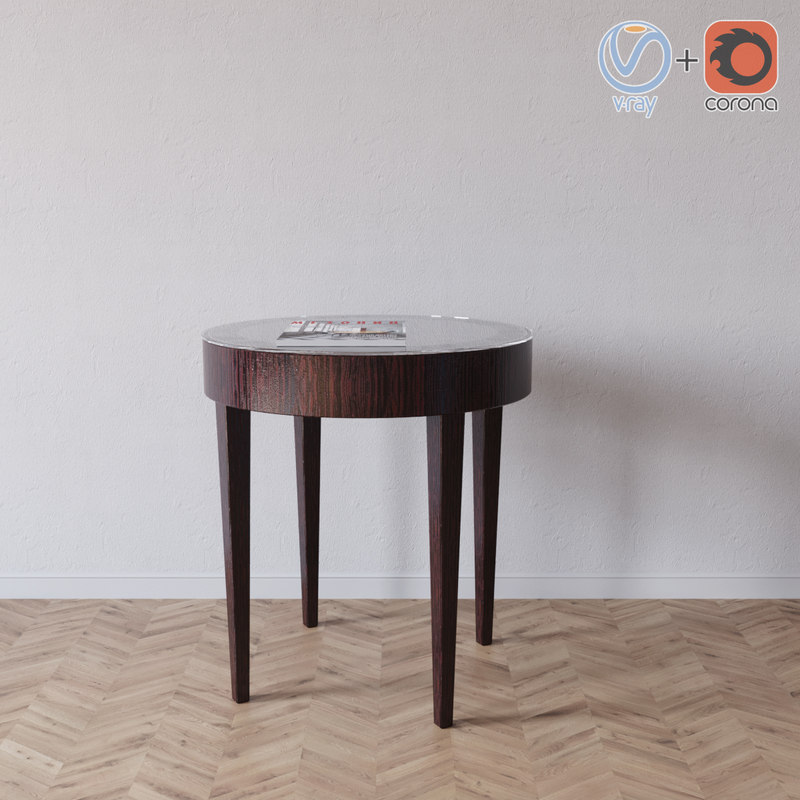 3d downtown 3703 table selva model