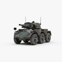 Alvis Saladin Armored Car