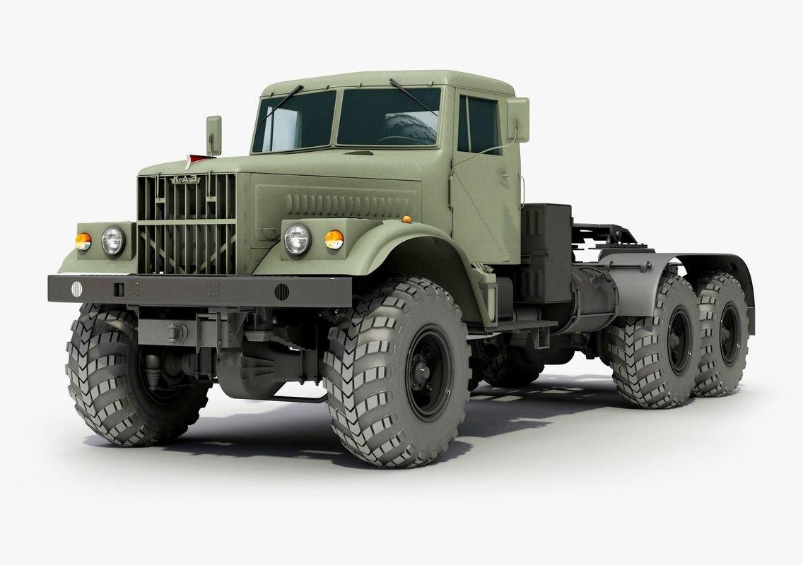 truck kraz max