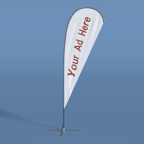 3d model event flag