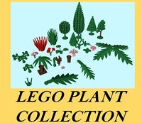 LEGO Plant Collection