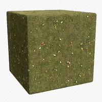 Grass (146) - Photogrammetry based PBR texture