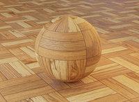 Wood Square Panles