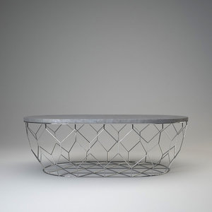 free c4d mode bolia comb ellipse table
