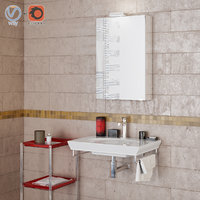 Bathroom interior scene 002 MD50