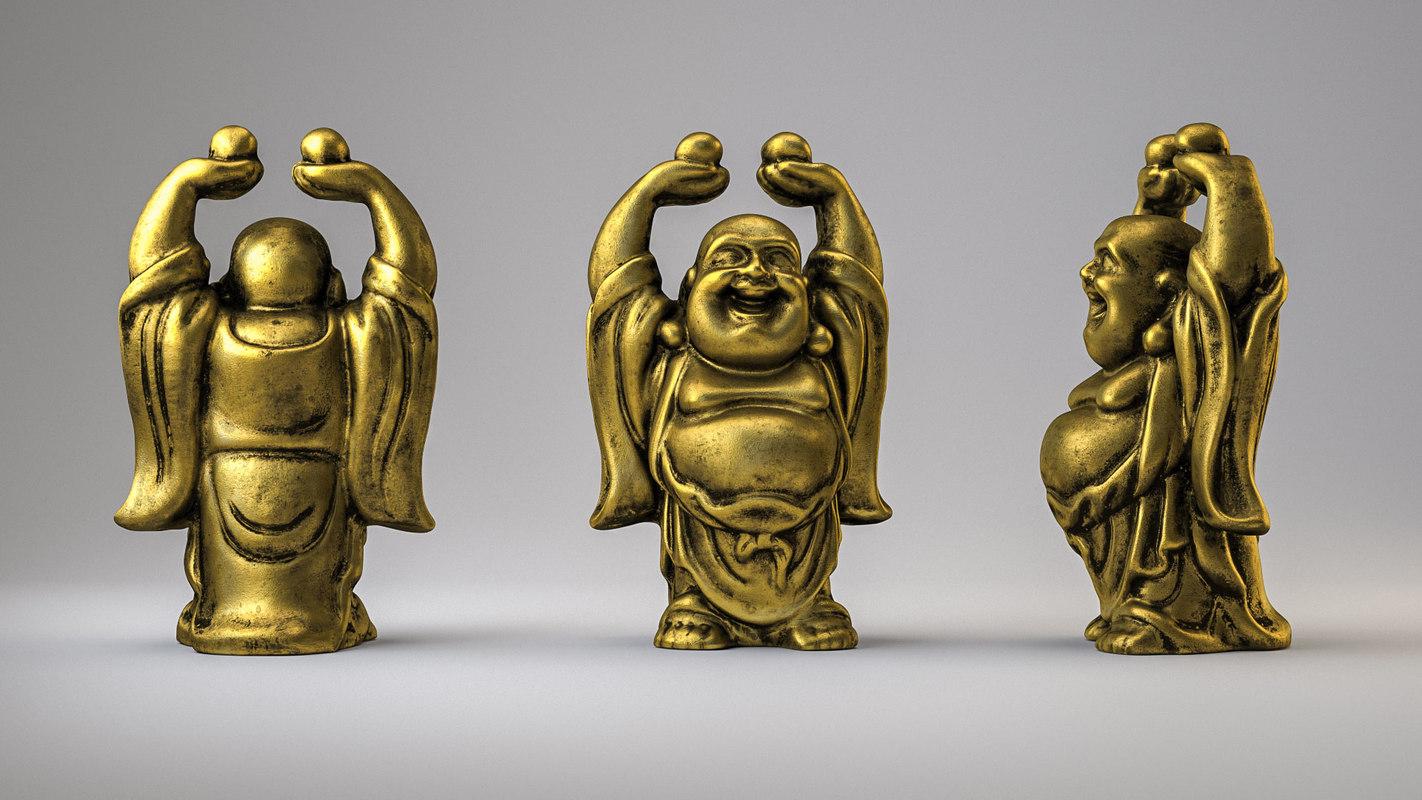 3dSkyHost: 3D Model Buddha Sculpture From Mellowmesher 42 Free Download