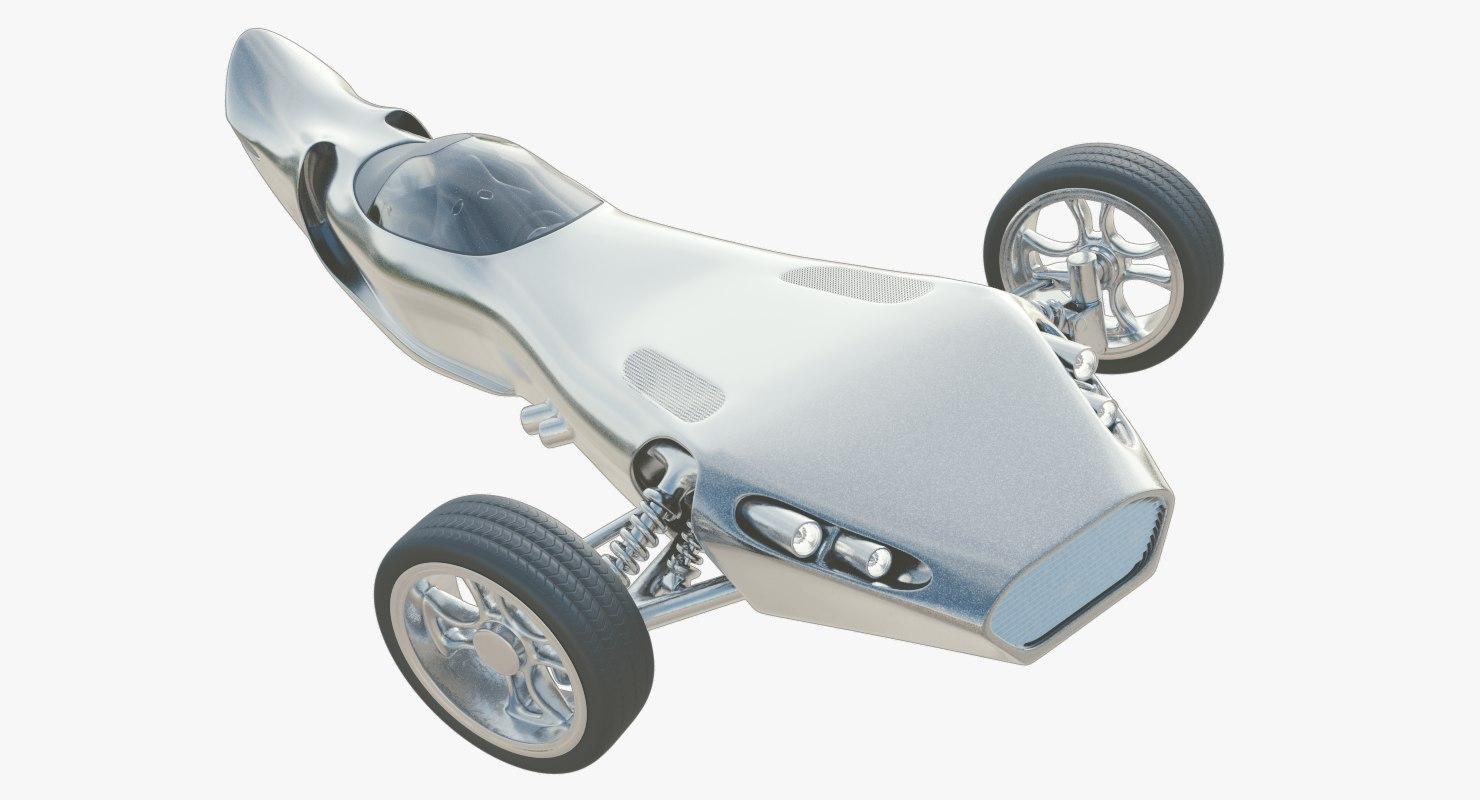 blender wheels 3d model