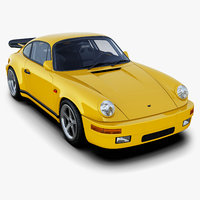 3d model ruf ctr yellowbird