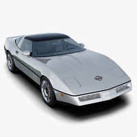 max chevrolet corvette c4 coupe