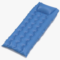 obj inflatable air mattress 2