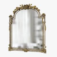 salda mirror night 3d max