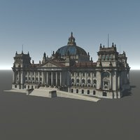 The Reichstag  Old Version