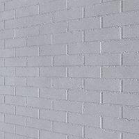 rough white brick wall texture