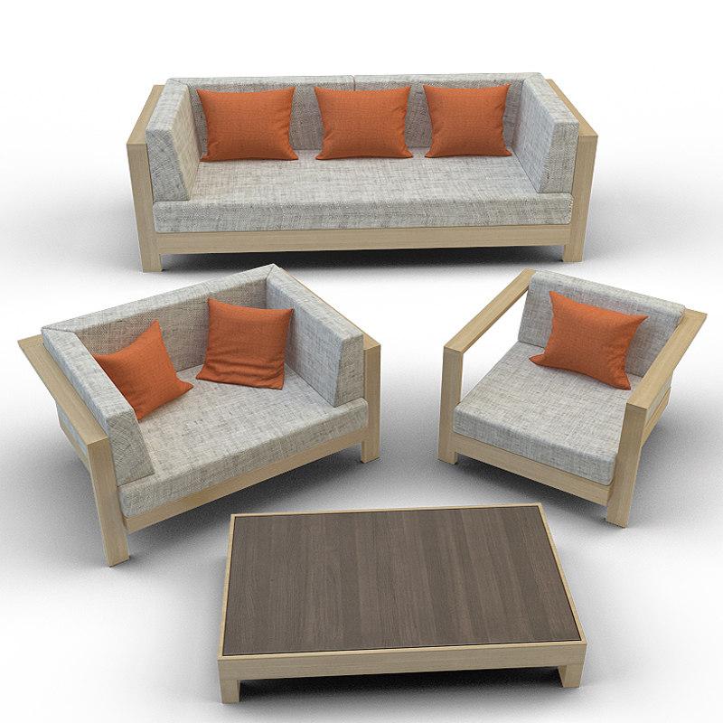 pure sofa armchair tribu max