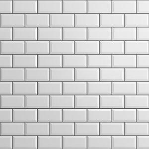 wall tile 3d model