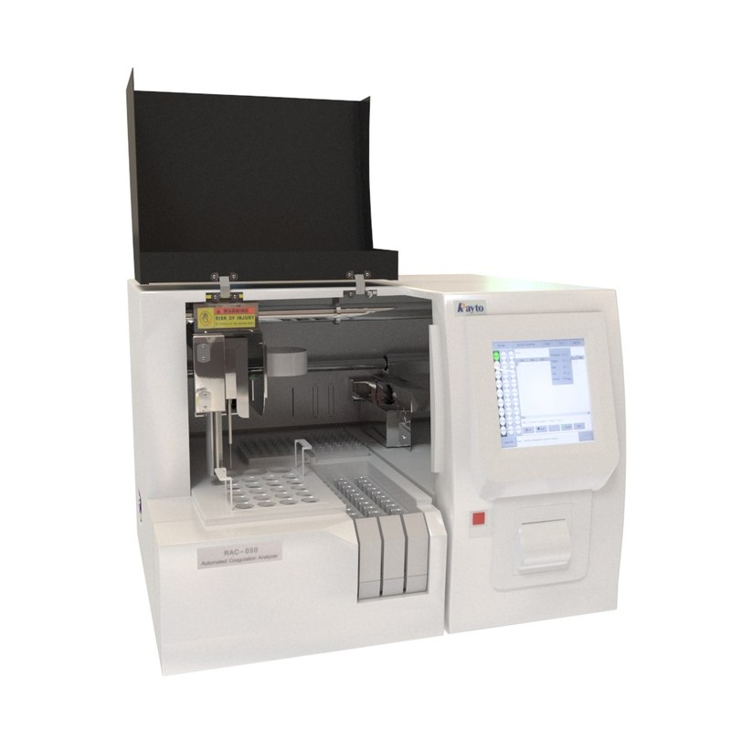 3d model automatic coagulation analyzer rac-050