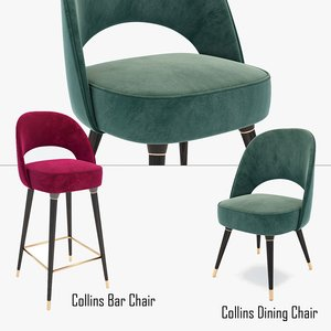 collins bar chair dining max