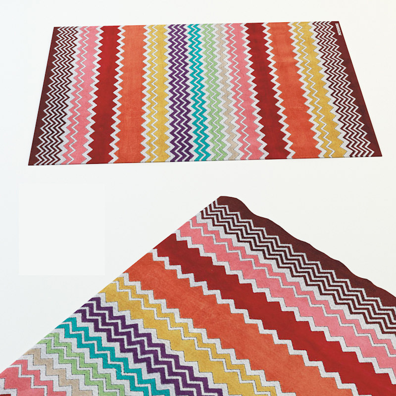 max carpet missoni home