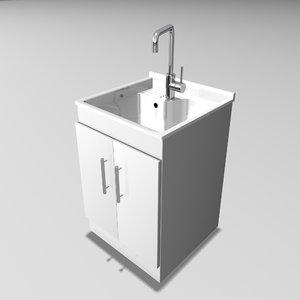 3d sink faucets