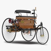 benz patent motorwagen motor max