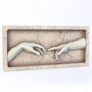 hands 3D