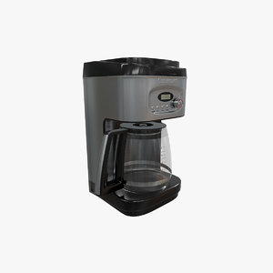 3D coffee maker cuisinart