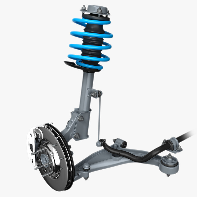 suspension arm 3d model