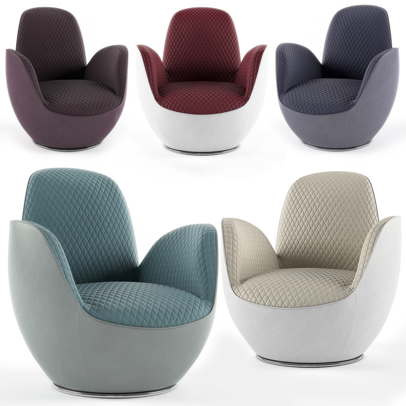 3d armchair aircell fauteuil model