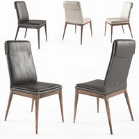 3d max cattelan sofia chairs