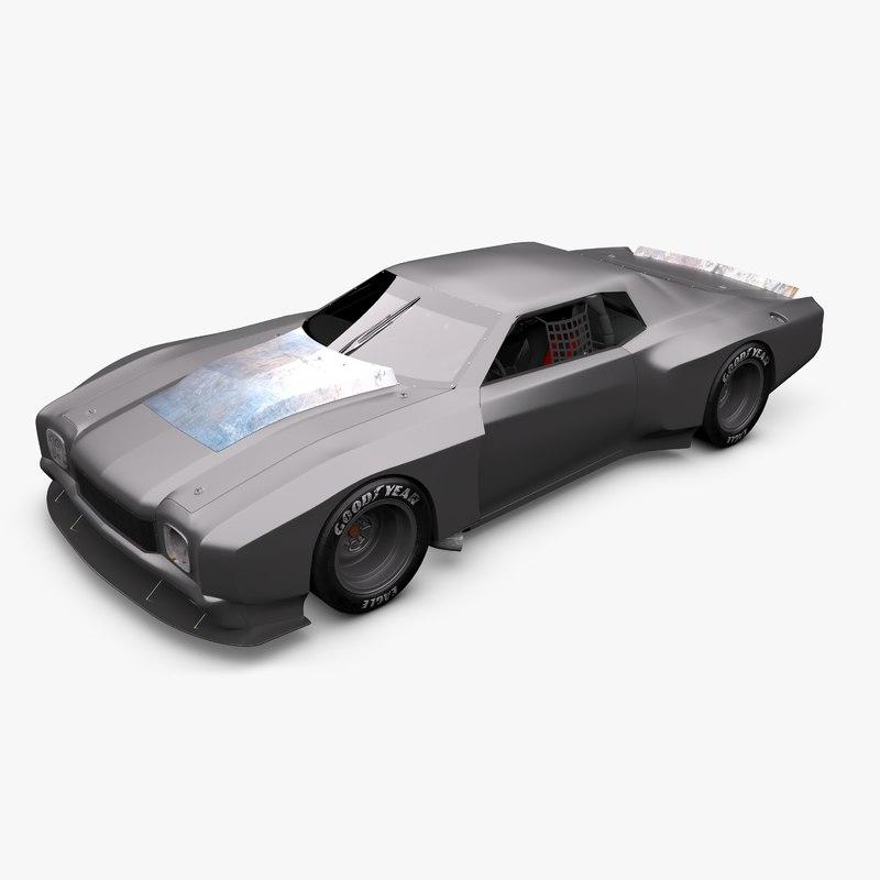 3d monte carlo rat model