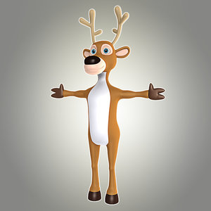 cool deer biped lwo