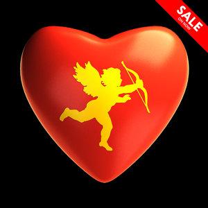 heart cupid max