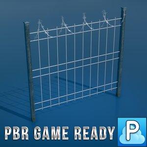 fbx fence pack