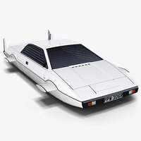Lotus Esprit S1 Submarine Car