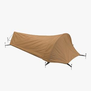 3D camping bivy tent