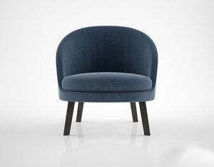 arflex jules armchair max