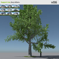free max mode tree oak v6