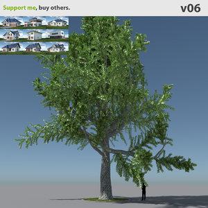 free max mode tree oak v6