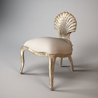 Christopher Guy Venus Shell Chair