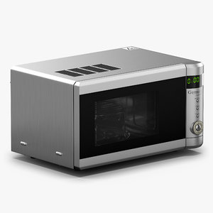 microwave oven fbx