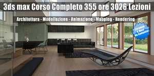 3ds max Learning Station 6 Mesi Subscription, un Computer