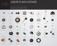 Lights cutouts pplan PNG