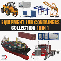 Equipment for Containers Collection