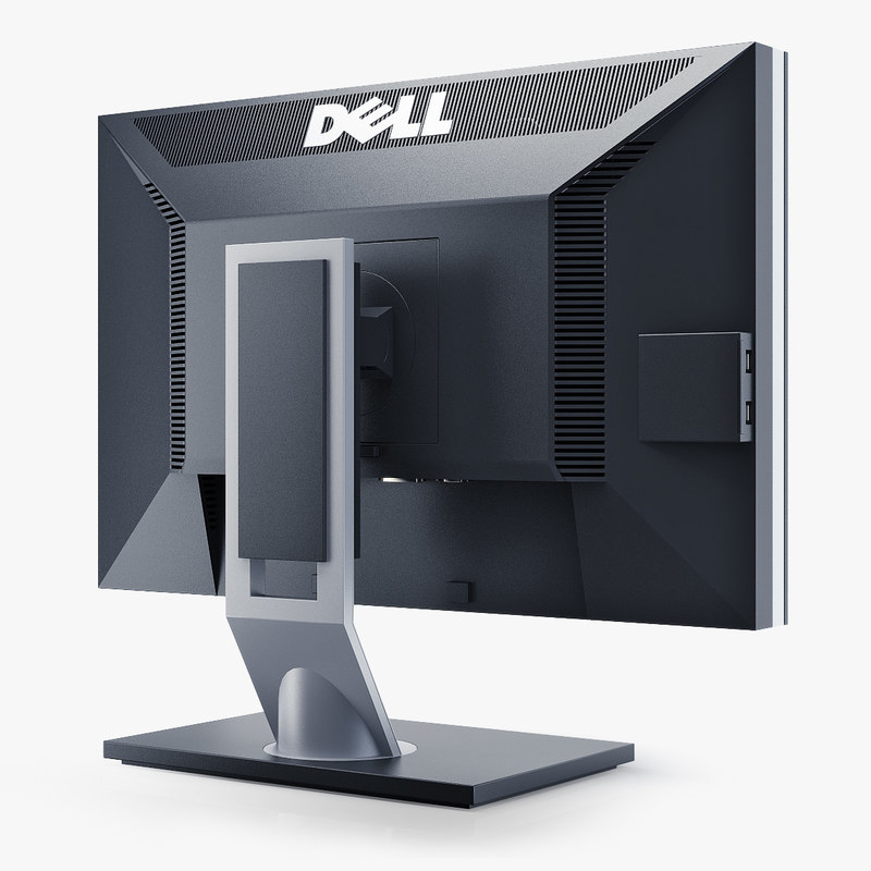 professional monitor dell ultrasharp 3d 3ds